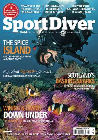 Sport Diver issue March 2016
