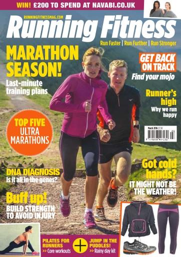 Running Fitness issue No. 187 Marathon Season!