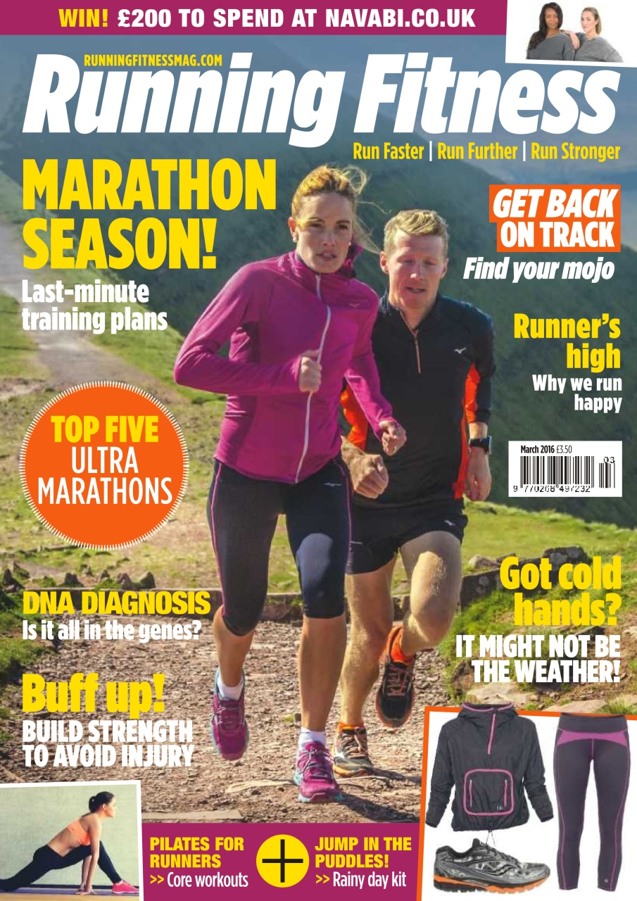 Running Fitness Preview
