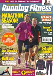 Running issue No. 187 Marathon Season!