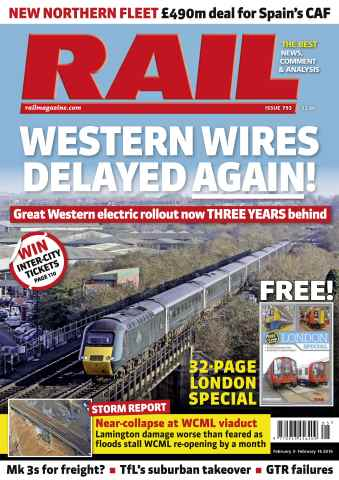 Rail issue Issue 793
