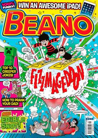 The Beano issue 6th February 2016