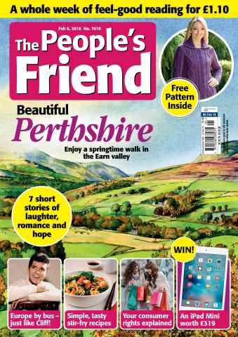 The People's Friend issue 06/02/2016