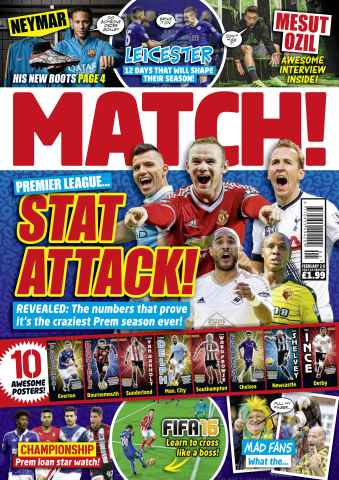 Match issue 2nd February 2016