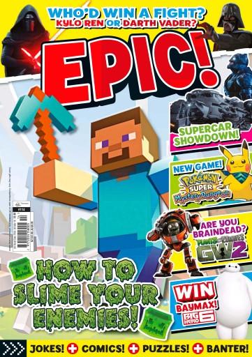 Dennis the Menace and Gnasher's Epic Magazine