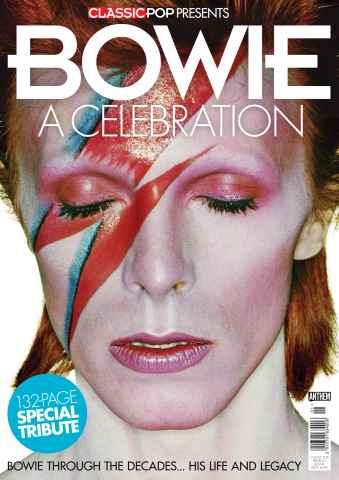 Classic Pop issue Classic Pop Presents: Bowie