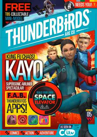 Thunderbirds Are Go issue Issue 5