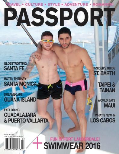Passport issue March 2016