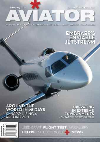Aviator issue Feb-16