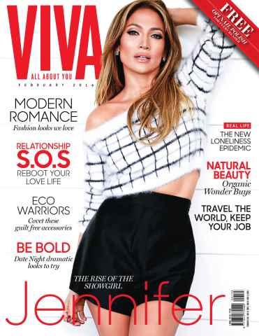 VIVA Magazine Middle East issue VIVA February edition