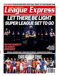 League Express issue 3004
