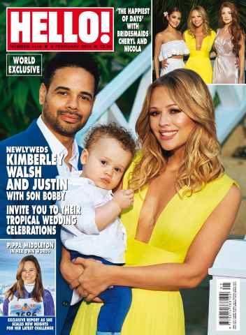 Hello! Magazine issue 1416