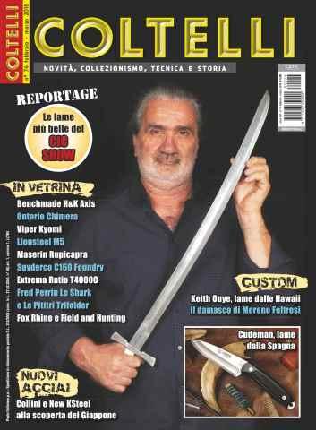 COLTELLI issue Feb/Mar 2016