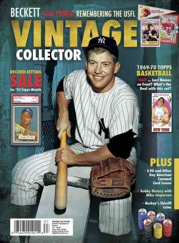 Vintage Collector issue Vintage Collector Special-2