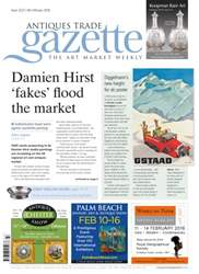 Antiques Trade Gazette issue 2228