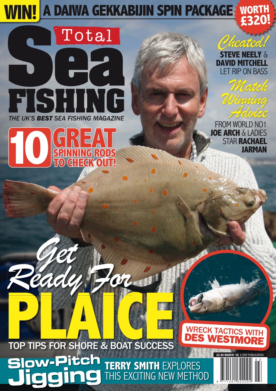 Total Sea Fishing Preview