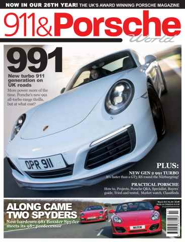 911 & Porsche World issue 911 & Porsche World Issue 264 March 2016