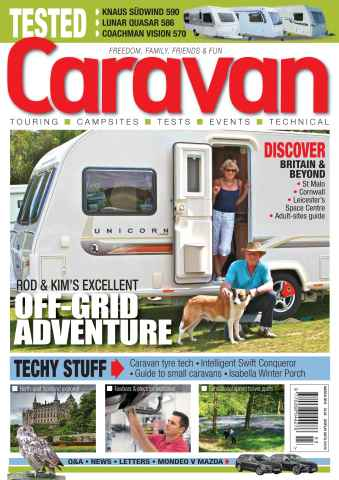 Caravan Magazine issue Mar 16