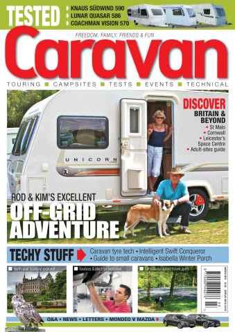 Caravan Magazine issue Mar 16
