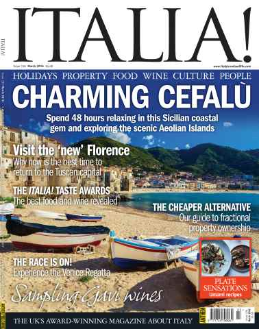 Italia! issue Mar-16