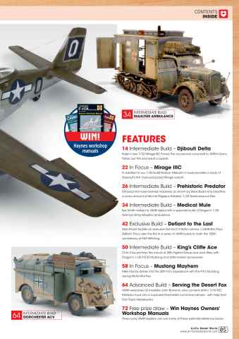 Airfix Model World Preview 5