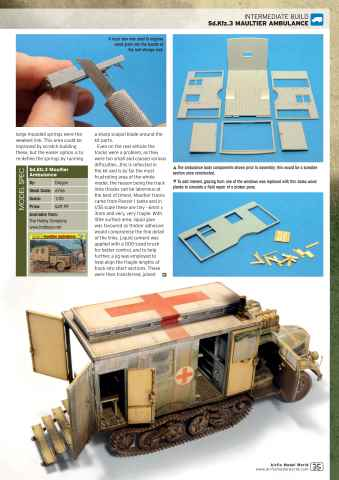 Airfix Model World Preview 35
