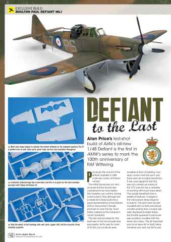 Airfix Model World Preview 42