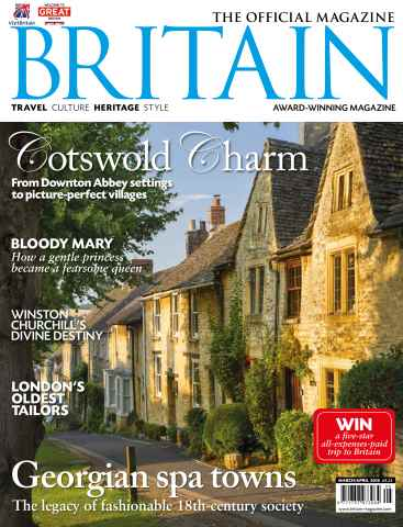 Britain issue March/April 2016