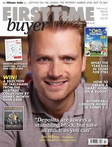 First Time Buyer issue Issue 57 February/March 2016