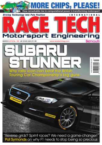 Race Tech issue 184
