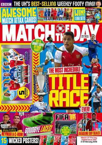 Match of the Day issue issue 392