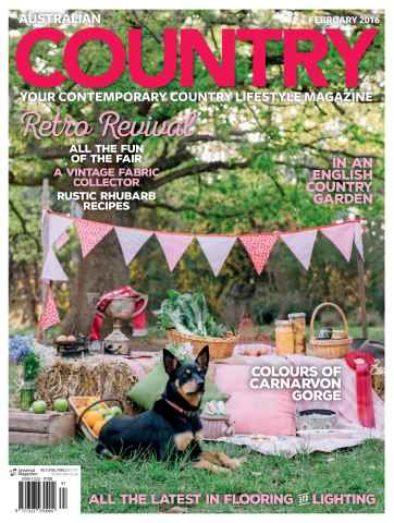 Australian Country issue Issue#19.2 Feb 2016