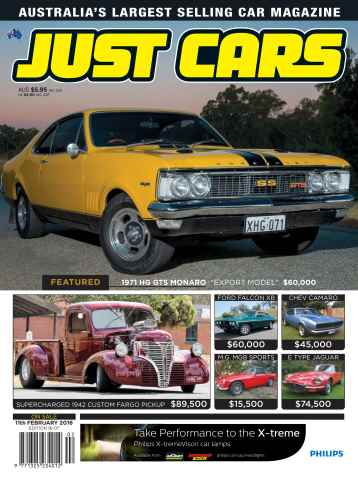 JUST CARS issue 16-007