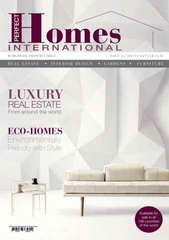 Perfect Homes issue International