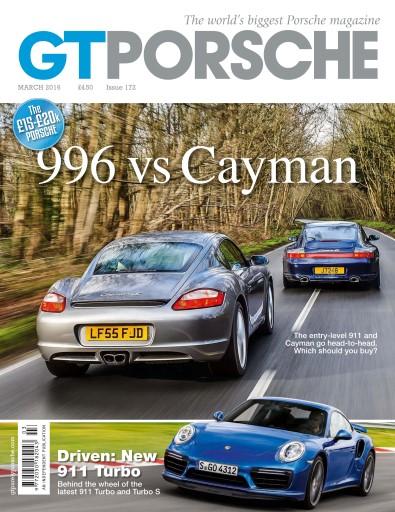 GT Porsche issue March 2016