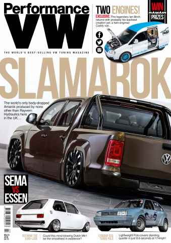 Performance VW issue March 2016