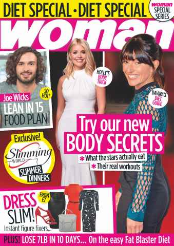 Woman Special Series issue Diet Special 2016