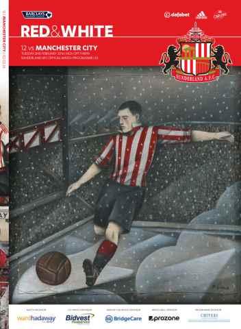 Sunderland FC issue Sunderland AFC vs Man City