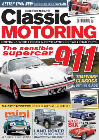Classic Motoring issue Mar-16