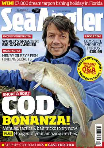 Sea Angler issue Issue 528