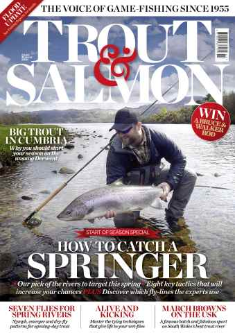 Trout & Salmon issue March 2016
