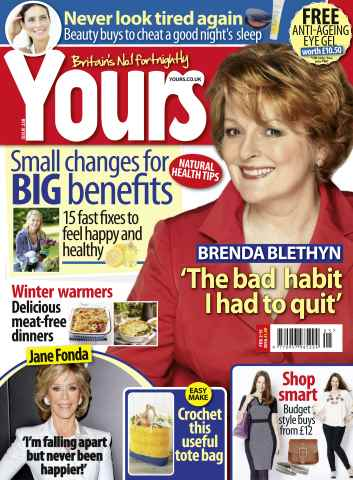 Yours issue 2nd February 2016