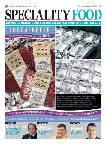Speciality Food issue Feb-16