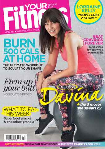 Your Fitness issue Mar-16