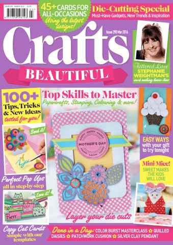 Crafts Beautiful issue Mar-16