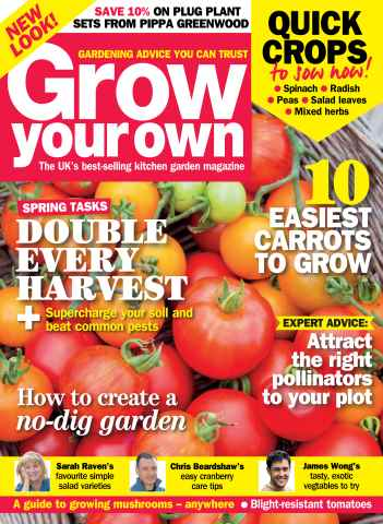 Grow Your Own issue Mar-16