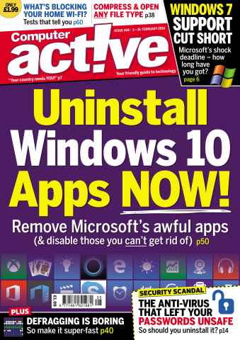Computer Active issue 468
