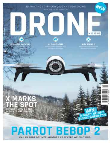 Drone Magazine issue Drone Magazine Issue 04