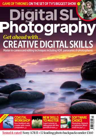 Digital SLR Photography issue March 2016