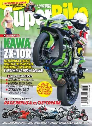 Superbike Italia issue Febbraio 2016